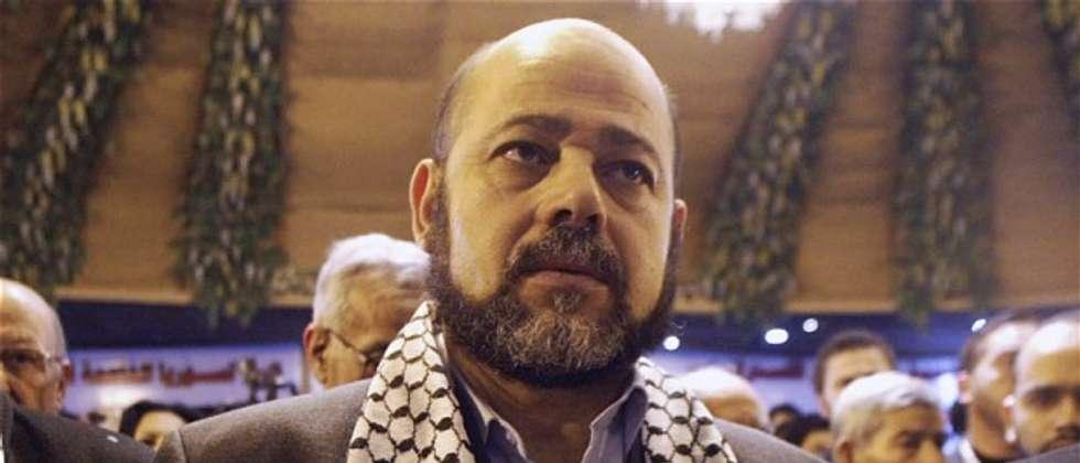 Mousa Abu Marzouk from Hamas ( AFP )