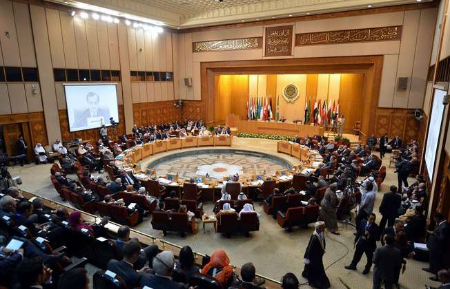 Arab League ArabLeague (AFP)