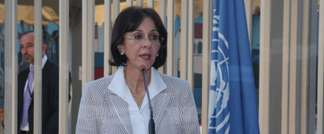 Rima Khalaf, Executive Secretary of the Economic and Social Commission for Western Asia. (UN-ESCWA)
